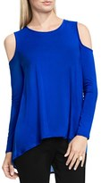 Vince Camuto Women's Cold Shoulder Top