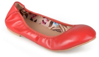 Journee Collection Lindy Ballet Flat