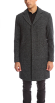 Shades of Grey Overcoat