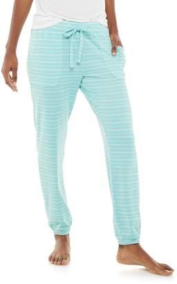 Sonoma Goods For Life Women's SONOMA Goods for Life Banded-Hem Pajama Pants
