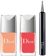 Christian Dior Limited Edition Vernis Polka Dots Colour & Dots Manicure Kit - Polka Dots Collection