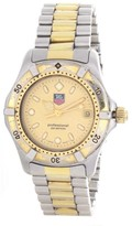 Tag Heuer WE1420-R Two-Tone Stainless Steel Quartz 35mm Womens Watch