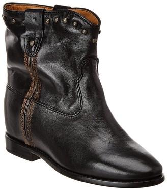 Isabel Marant Folk Laser Leather Boot