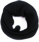 Rick Owens circle scarf