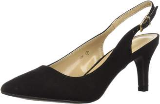 DREAM PAIRS Women's Lop Pump