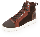 WANT Les Essentiels Hopkins Mid Hiking Sneakers