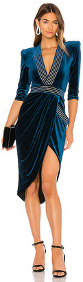 Zhivago Eye of Horus Dress