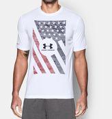 Under Armour Men's UA USA Flag T-Shirt