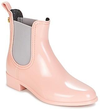 Lemon Jelly PISA women's Mid Boots in Pink