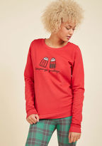ModCloth Spice Up the Celebration Sweatshirt in 4X