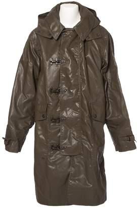 Belstaff Green Polyester Coats