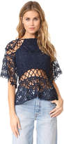 Keepsake Stay Close Lace Top