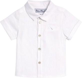 Tartine et Chocolat Linen Shirt