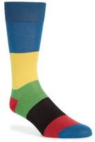 Paul Smith Men's Mason Block Socks
