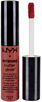 Charlotte Russe NYX Chocolate Crepe Intense Butter Gloss