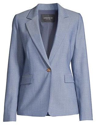 Lafayette 148 New York Trixie Wool Jacket