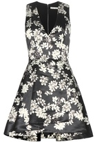 Alice + Olivia Tanner printed dress