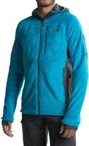 Mountain Hardwear Monkey Man Grid II Hooded Fleece Jacket - Polartec® Thermal Pro® (For Men)