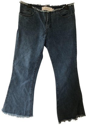 Marques Almeida Blue Denim - Jeans Jeans
