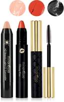 Mirenesse Pretty Look -Travel Essentials Mascara/Concealer/Clear Lipstick Full Size - 3-Piece Set