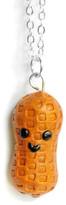Pumpkin Pye Boutique Peanut Necklace
