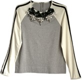 Marni Grey Cotton Top for Women