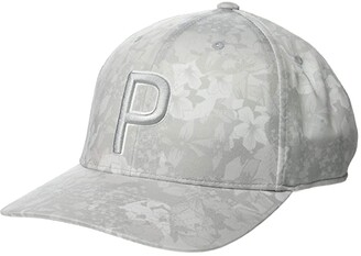 Puma P 110 Cap - Tournament (Quarry) Baseball Caps
