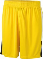 James & Nicholson Men's Jn468 Team Sports Shorts X-Large