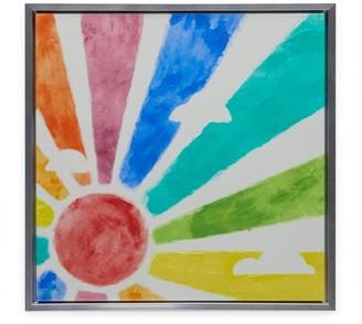 Rainbow Sunburst by Drew Barrymore Flower Kids