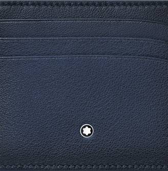 Montblanc Men's Meisterstuck Sfumato Leather Card Case