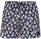 Acne Studios Perry leopard-print swim shorts