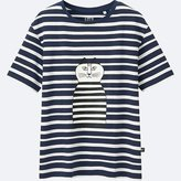 Uniqlo Women's Lisa Larson Short Sleeve Graphic T-Shirt