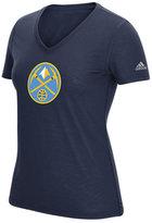 adidas Women's Denver Nuggets Climalite T-Shirt