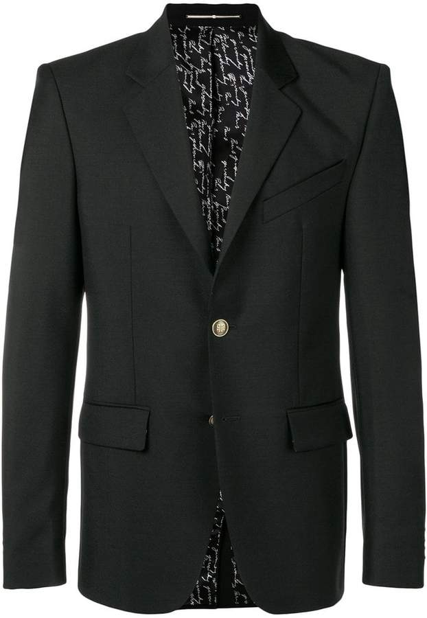 Givenchy classic dinner jacket