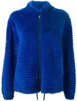 Liska cashmere fur jacket
