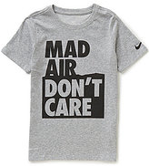 Nike Big Boys 8-20 Mad Air Don't Care Short-Sleeve Tee