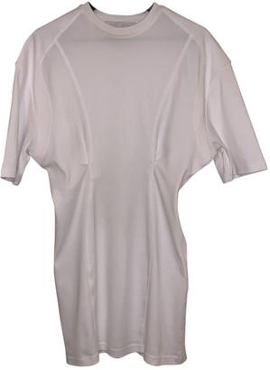 Fenty by Rihanna White Cotton Dresses
