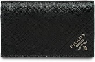 Prada Leather Card Holder