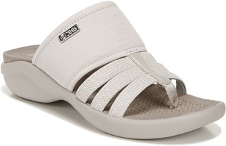 Bzees Thong-Style Slides - Chill