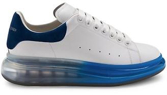 Alexander McQueen Men's Gel Sole Platform Sneakers