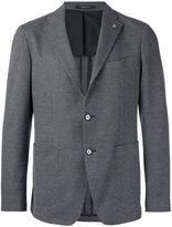 Tagliatore woven blazer - men - Cotton/Cupro - 52