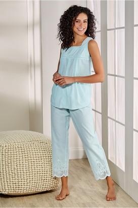 Soft Surroundings Women Novalie Pajamas