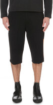 McQ by Alexander McQueen Bizkit cotton-jersey shorts