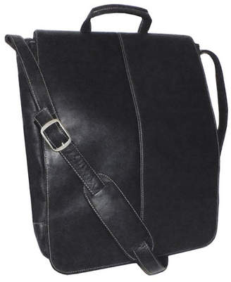 "Royce Leather Royce 17"" Laptop Messenger Bag in Colombian Genuine Leather"