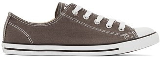 Converse Chuck Taylor All Stars Dainty Canvas Low Top Trainers