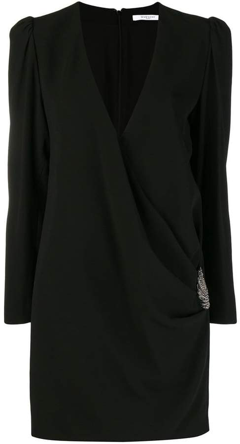 Givenchy wrap dress