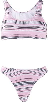 Reina Olga Rocky striped bikini