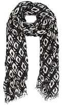 Maison Scotch Printed Scarf
