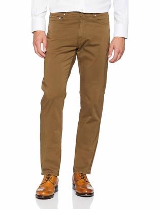 Pierre Cardin Men's Lyon Tapered Futureflex Strech 5 Pocket Hose Tapered Trouser