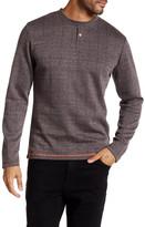 Smash Wear Long Sleeve Herringbone Knit Shirt